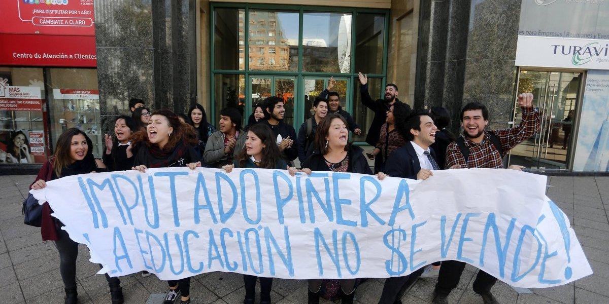 Confech: Con Piñera se abre un panorama adverso para las demandas sociales