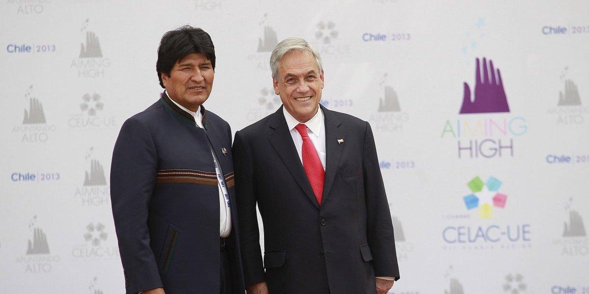 """Piñera y conflicto marítimo con Bolivia: """"Defenderemos la soberanía del país"""""""
