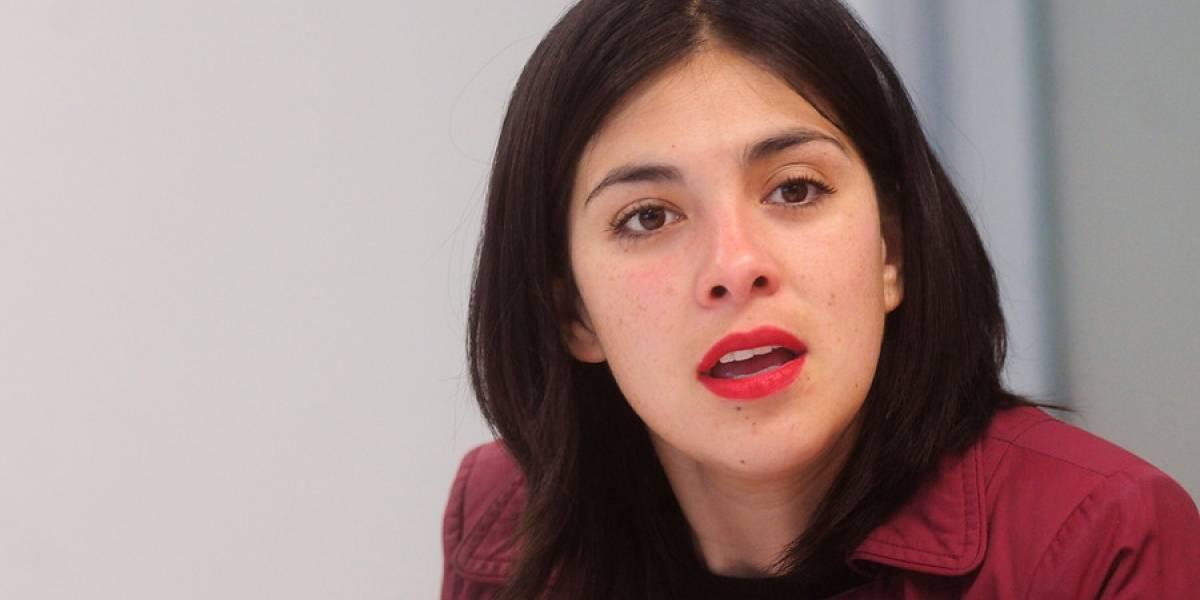 """""""En Recoleta vi gente que no había visto nunca, de pelo muy rubio"""": la frase de Karol Cariola que enojó a Amaro Gómez-Pablos"""