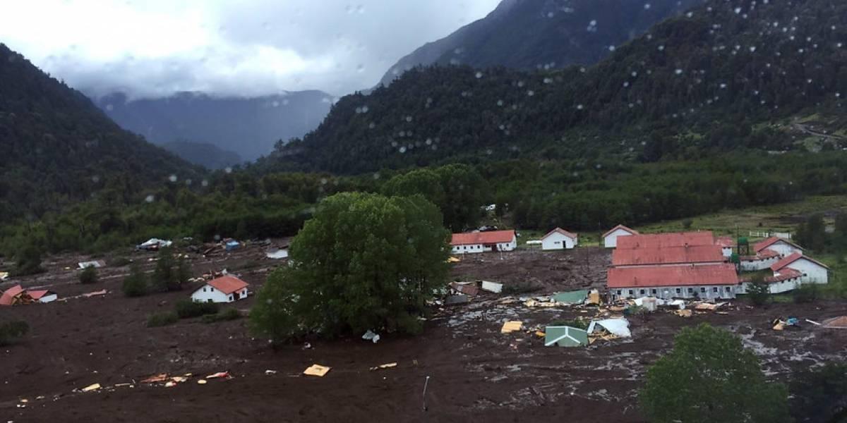 Tragedia en Chaitén: empresas operan con servicio de roaming de emergencia