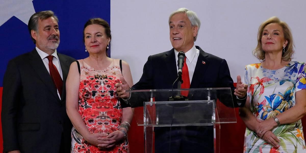 Piñera supera a Bachelet y se convierte en el tercer presidente más votado tras retorno de la democracia