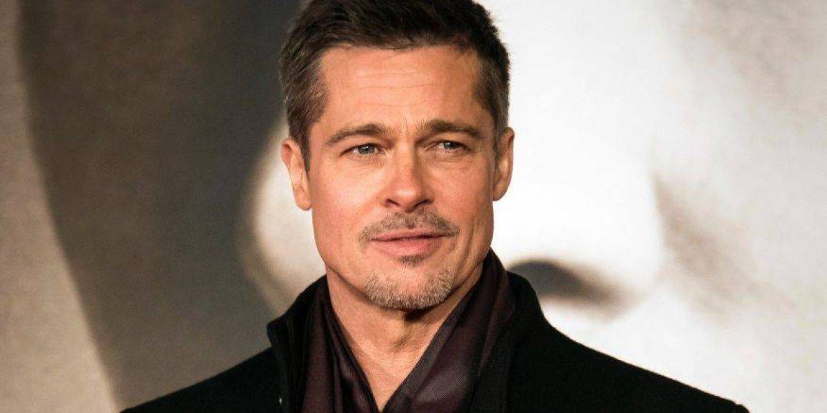 Brad Pitt estaría saliendo con famosa actriz 26 años menor que él