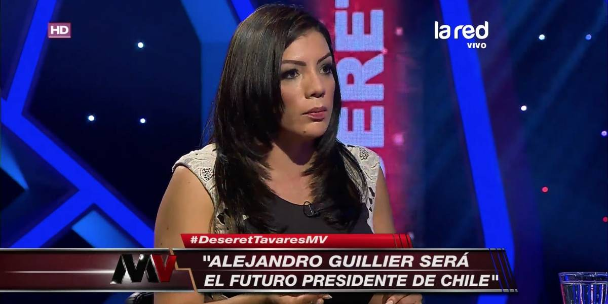 """La otra pifia de Deseret Tavares, la vidente que """"predijo"""" que Alejandro Guillier sería el nuevo presidente de Chile"""