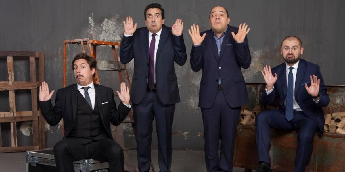 Comediantes colombianos llegan a Netflix en enero