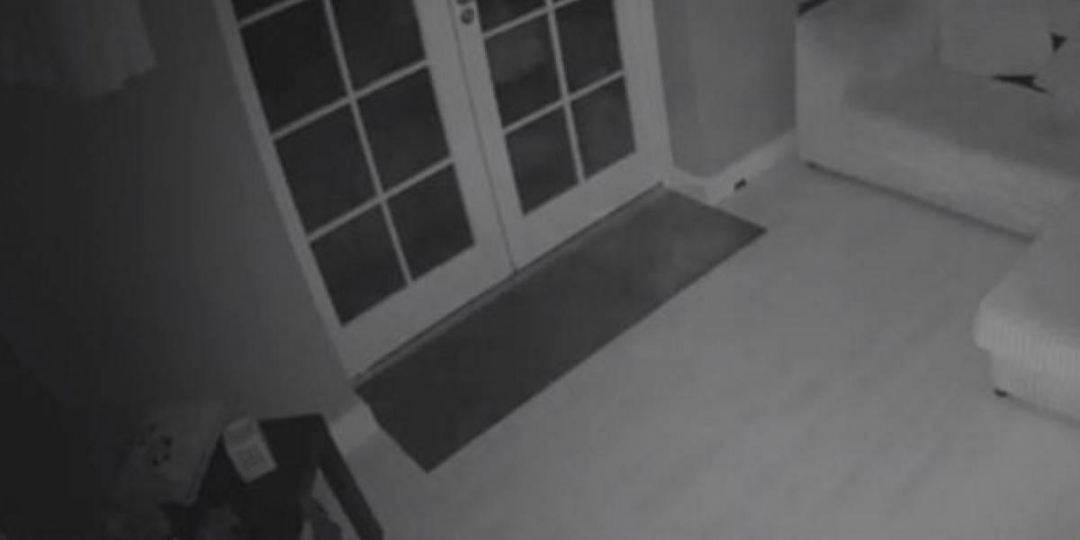 ¡Terrorífico! Graban fantasma en mansión en donde funcionaba un hospital