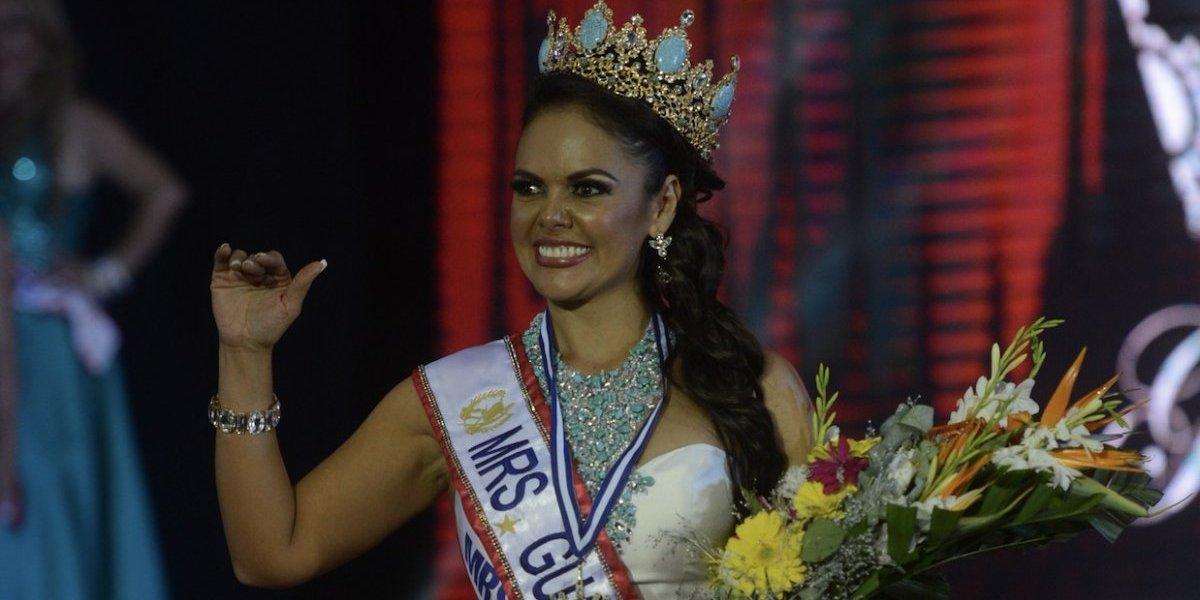 La señora más hermosa de Guatemala es una destacada abogada