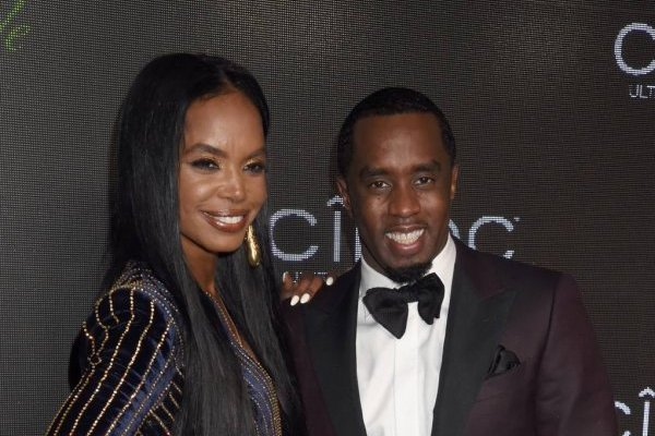 Diddy y Kim Poter