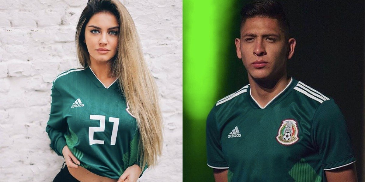 Edson Álvarez presume romance con joven belga