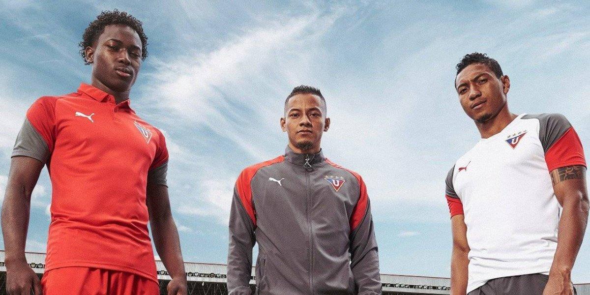 La Liga de Quito vestirá Puma a partir de 2018