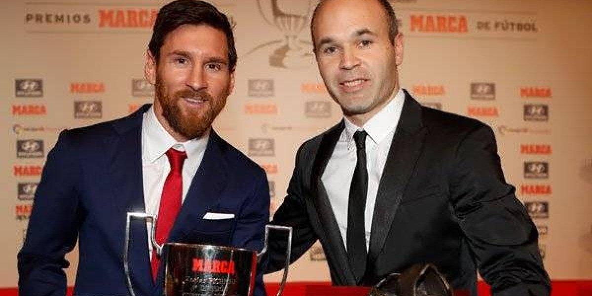 'Mi objetivo no son lo premios individuales, sino lograr títulos': Messi