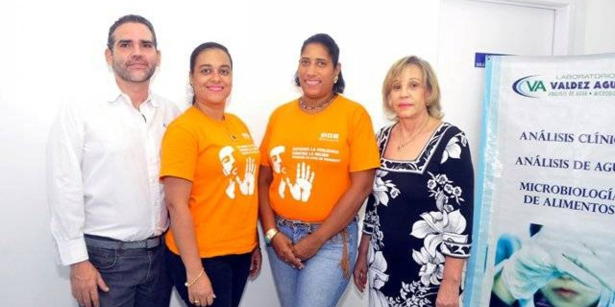 #TeVimosEn: Laboratorio ValdezAguasvivas imparte charla de prevención contra la violencia