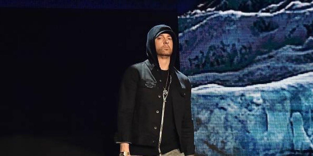 Eminem insulta a hija de Trump en una canción de su nuevo disco