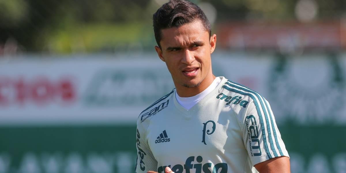 Atlético-MG acerta contratação por empréstimo de Erik, do Palmeiras