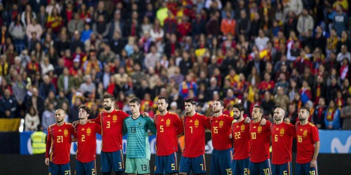 Posibilidad de que España quede fuera del Mundial es seria, dice Villar