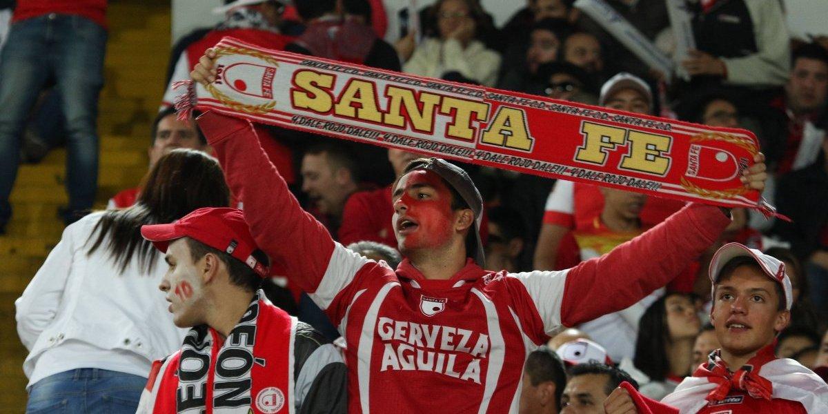 Santa Fe y Deportivo Cali debutan en el Torneo Fox Sports