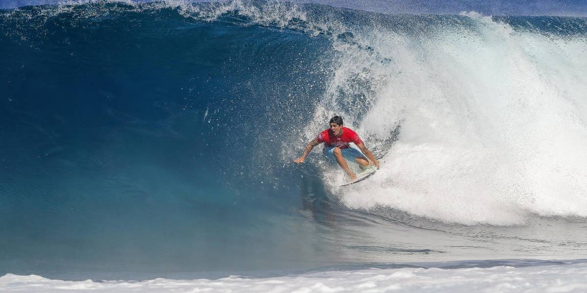 Com 11 brasileiros, mundial de Surfe começa nesse domingo