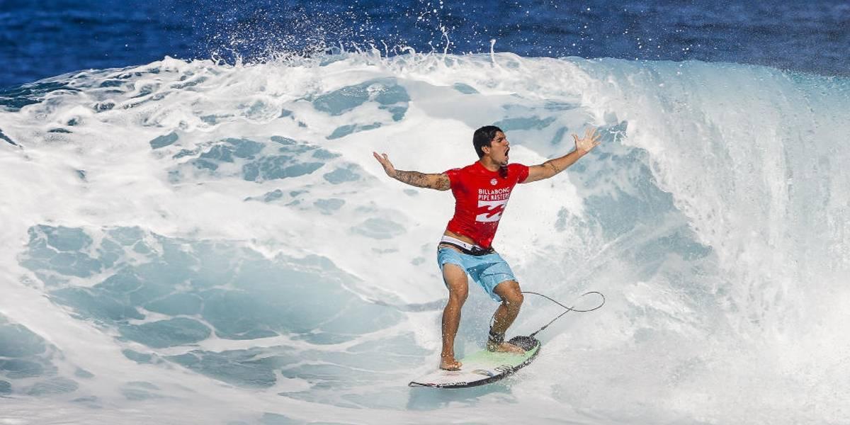 Gabriel Medina repete fórmula vencedora para ser campeão mundial de surfe