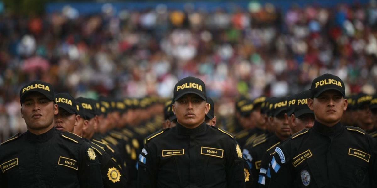 Ramos resalta avances en dignificación de PNC y en controles para detectar a malos policías