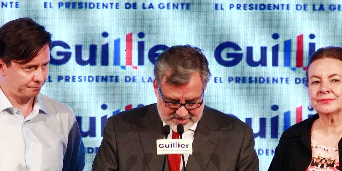 """Alejandro Guillier analiza su derrota: """"Salió a votar gente de derecha que se asustó por la campaña terrorista"""""""