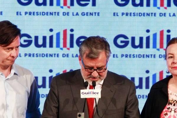 Guillier derrota