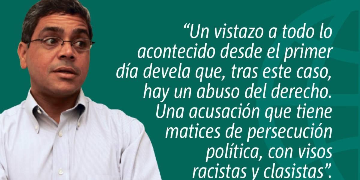 Justicia para  Carlos Severino Valdez