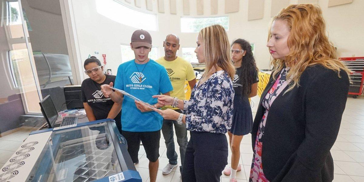 FirstBank apoya programa de emprendimiento de Boys and Girls Clubs
