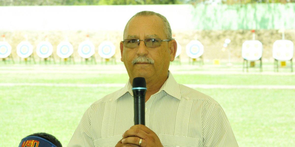 Robiou fue reelecto en presidencia de Fedota