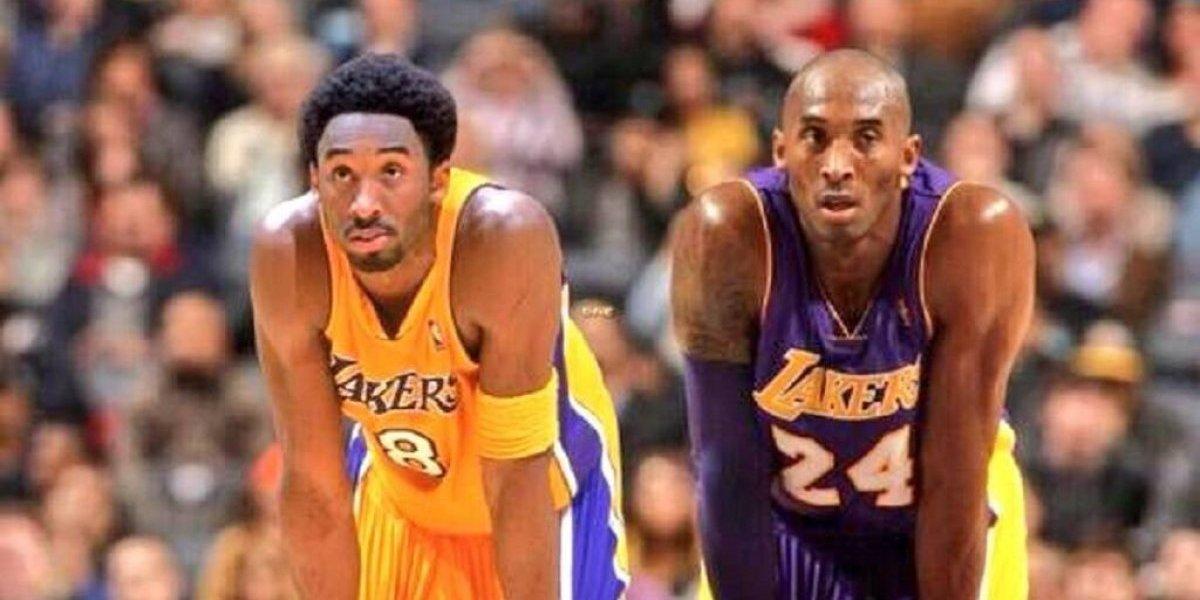 ¿Cuál Kobe fue mejor: No. 8 ó 24?