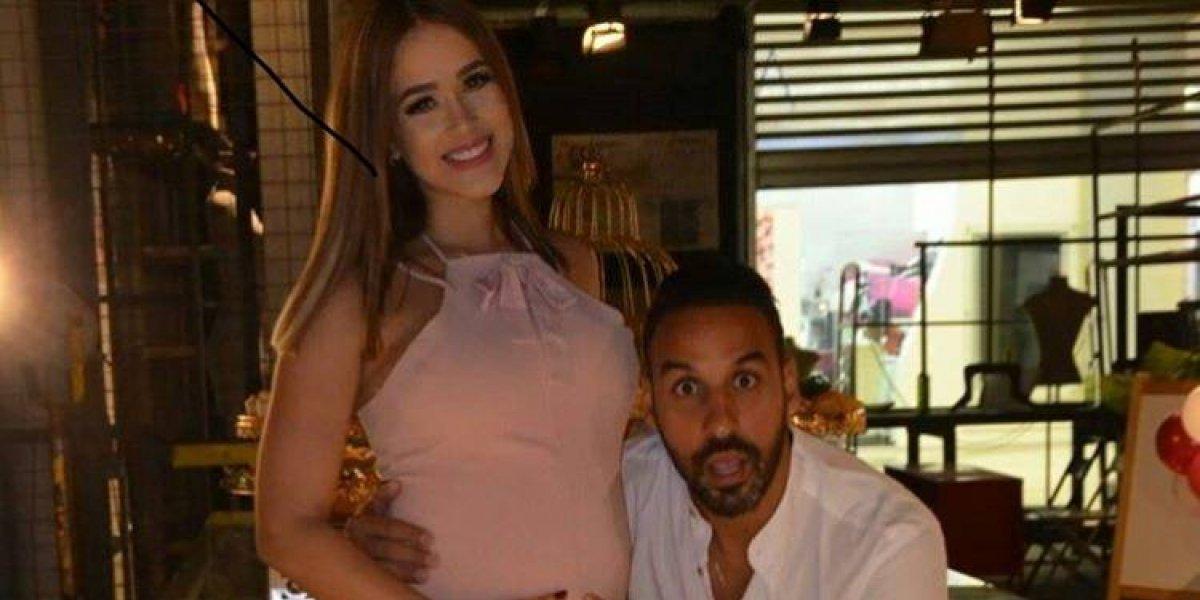 Liza Blanco y Jhoel López se casan en secreto