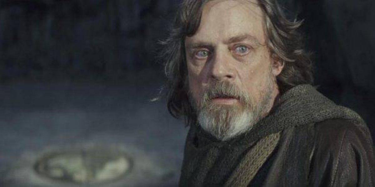 """El dulce gesto de """"Luke Skywalker"""" con una pequeña fan de """"Star Wars"""""""