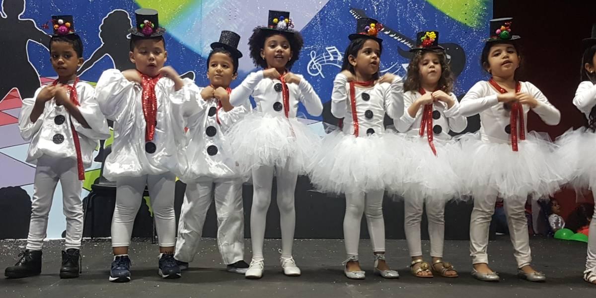 MIDUHO presentó obra infantil de Navidad