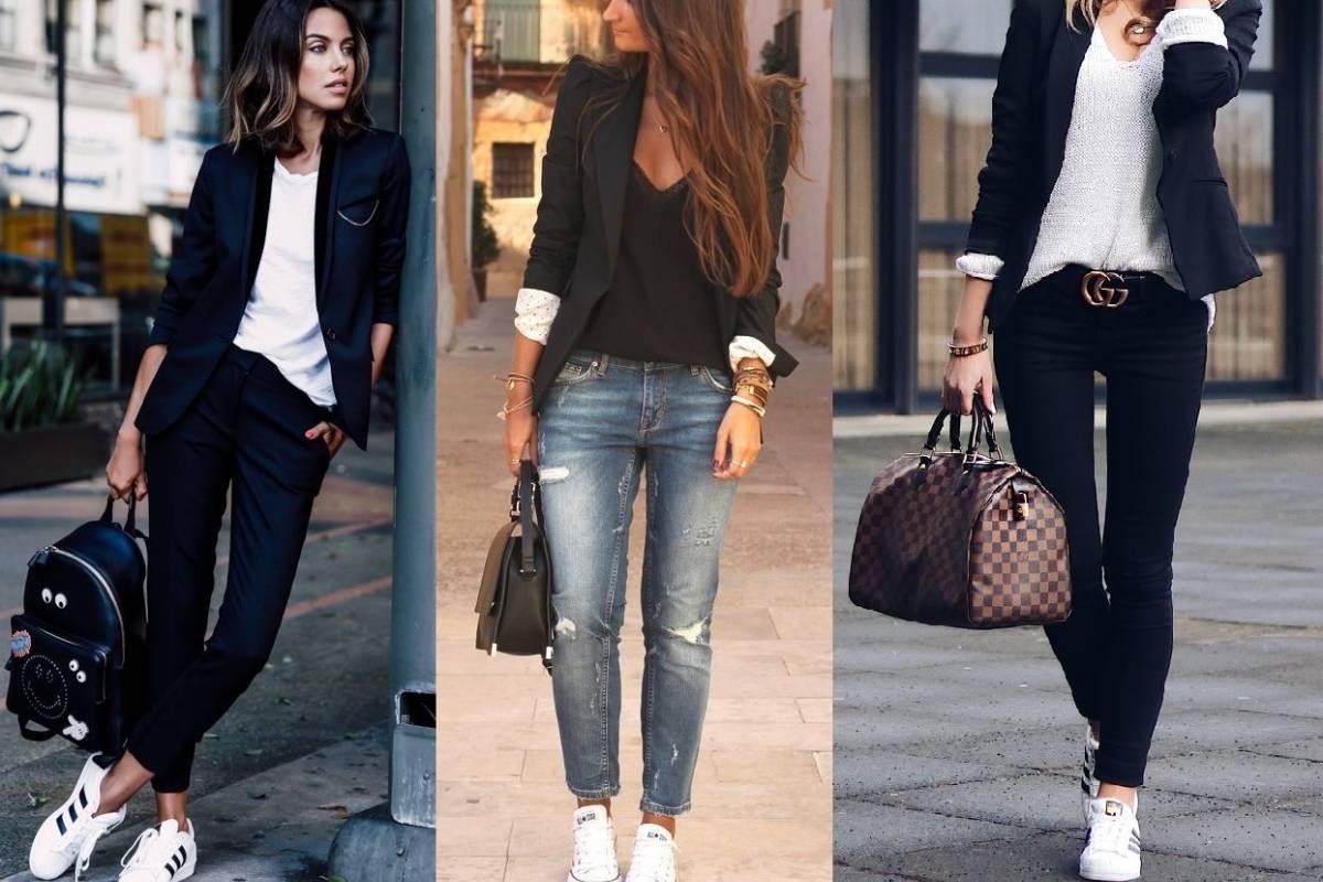 0e5fb2edf2 Para que tu outfit sea auténtico debe de contar con por lo menos con una o  dos prendas deportivas y una pieza formal.