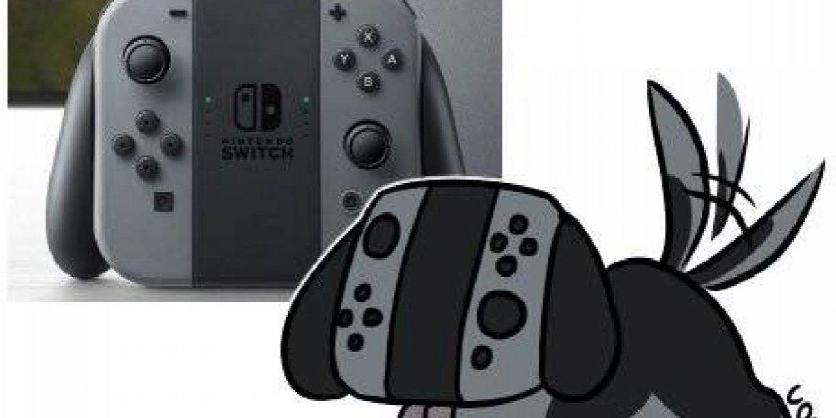 Transforma los controles de tu Nintendo Switch en algo muy tierno