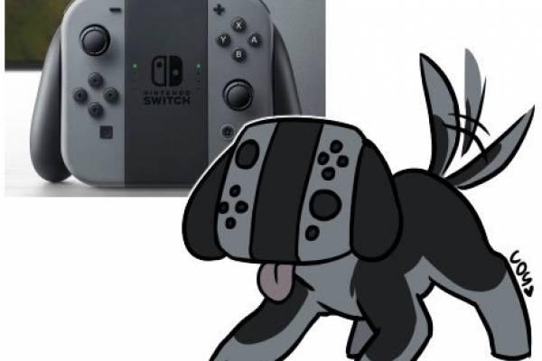 Nintendo Perro