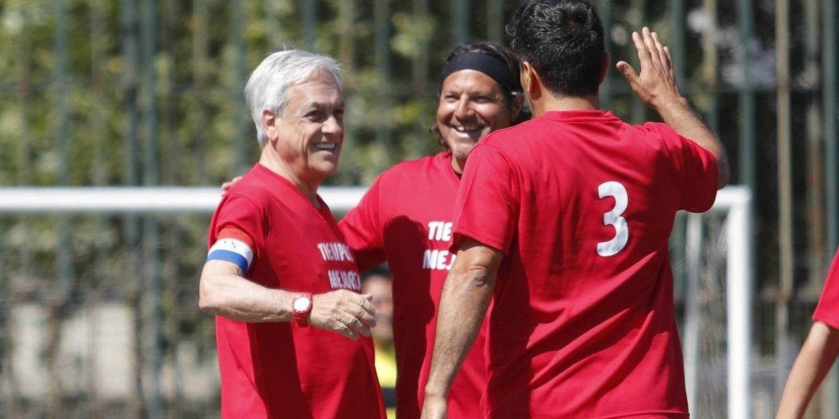"""El ala deportiva destaca su importancia en el triunfo de Piñera: """"Los deportistas dan credibilidad"""""""