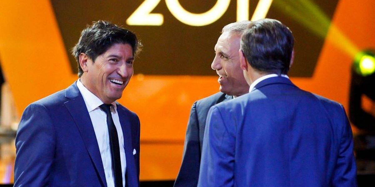 Zamorano defiende a Pizzi ante su polémico arribo a Arabia Saudita