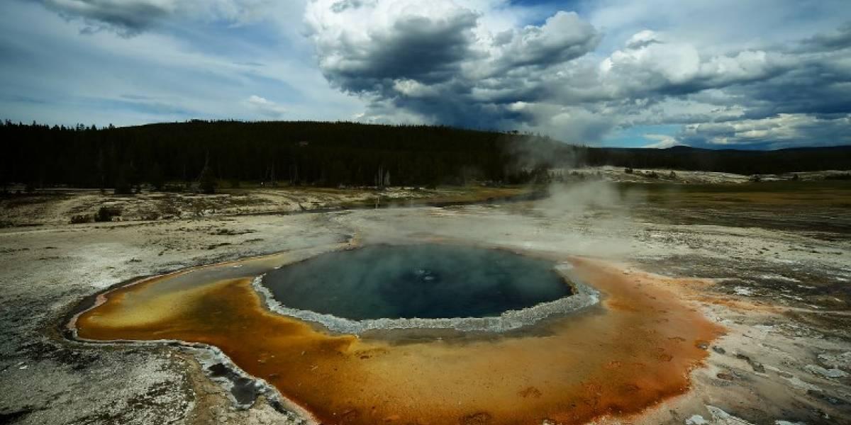 ¿Qué pasaría si el supervolcán de Yellowstone entrara en erupción?