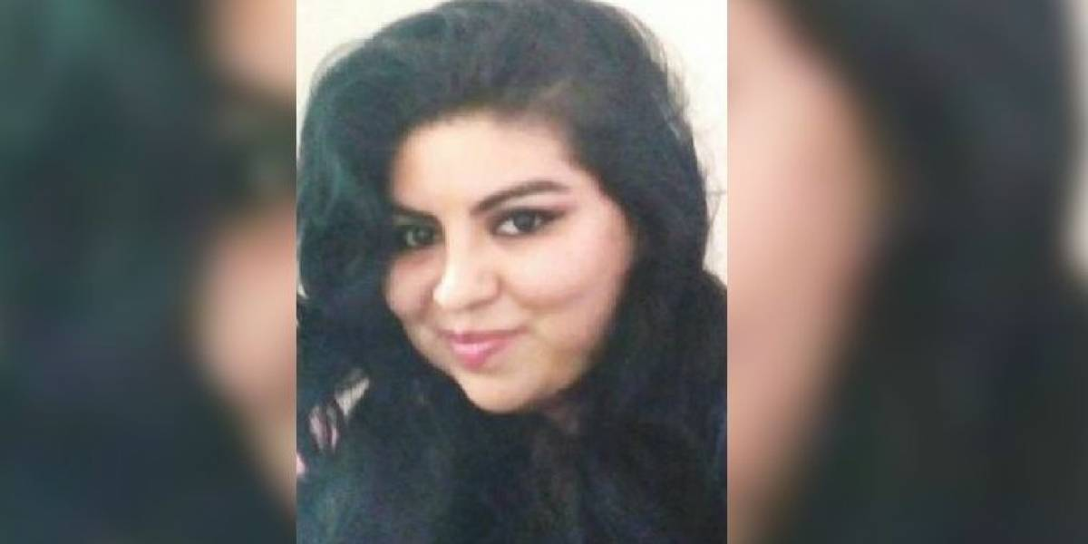 Encuentran muerta a Rosalinda, la joven desaparecida tras tomar un taxi en el Edomex