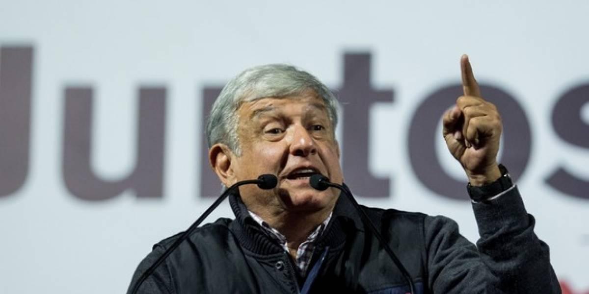 AMLO va por la transformación de México