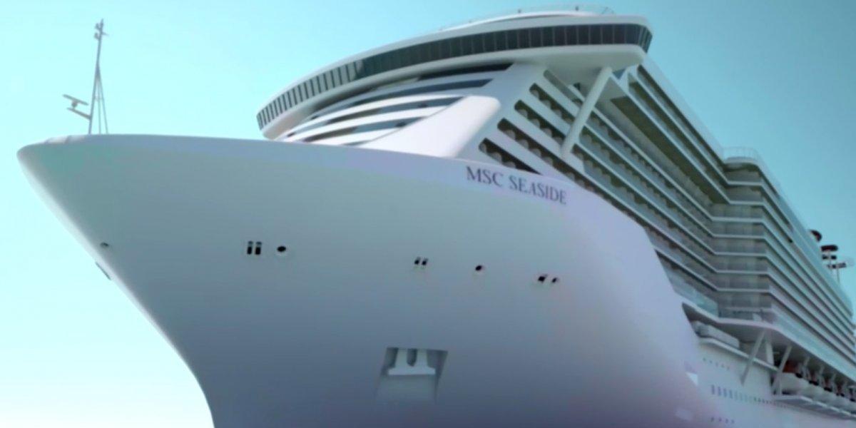 Llega el crucero más nuevo del mundo a P.R.