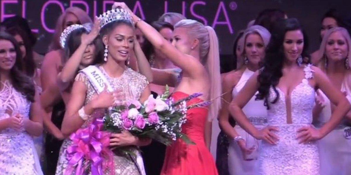 Génesis Dávila vuelve a ganar Miss Florida USA