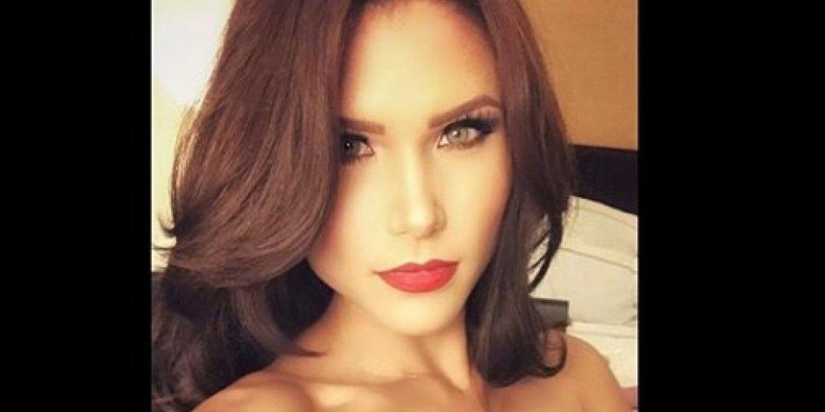 Ex Miss Puerto Rico gana competencia de fisiculturismo