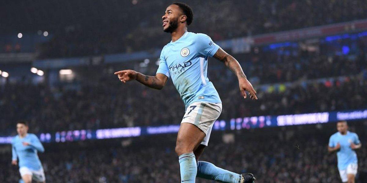 Investigan presunta agresión racista a Sterling del Manchester City