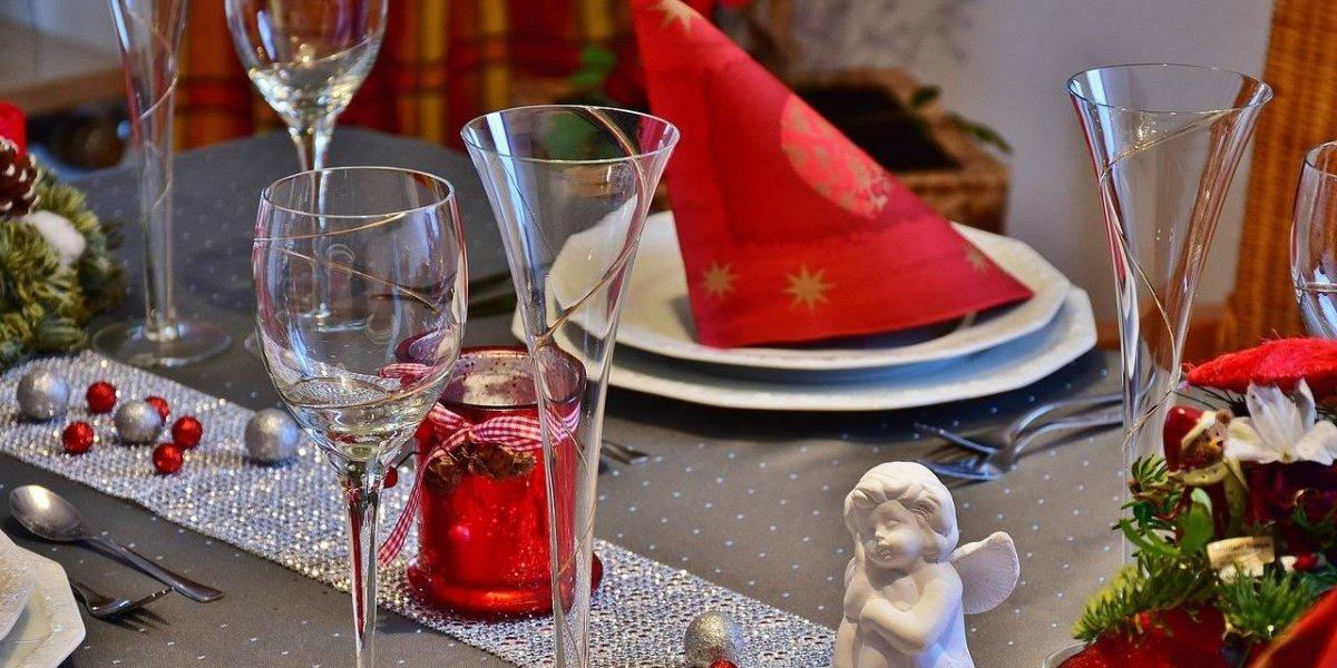 Básicos para tener una mesa de gala en Navidad