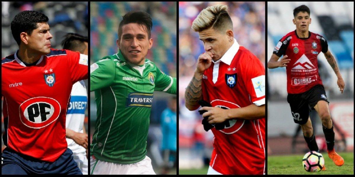 """El mercado se mueve: las """"vedettes"""" que dan que hablar en el receso del fútbol chileno"""