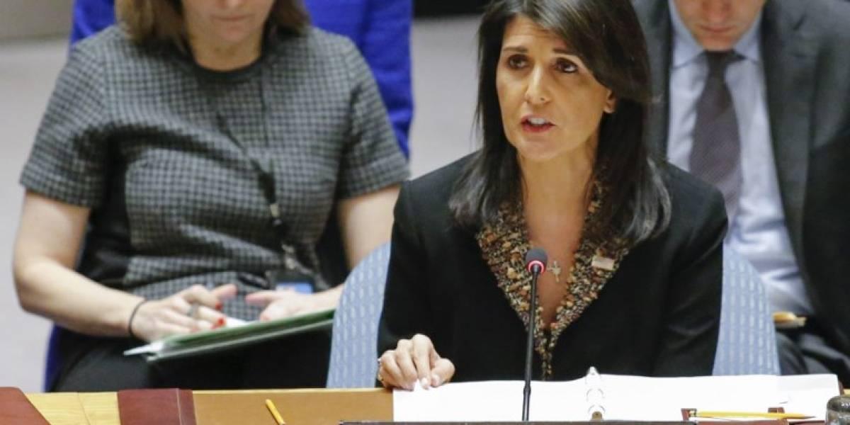 Vetan resolución de la ONU contra decisión de Trump sobre Jerusalén