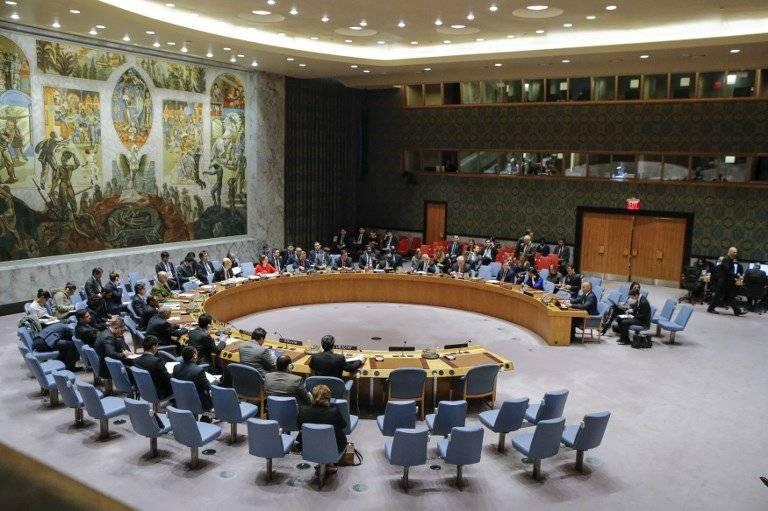 Consejo General de la ONU