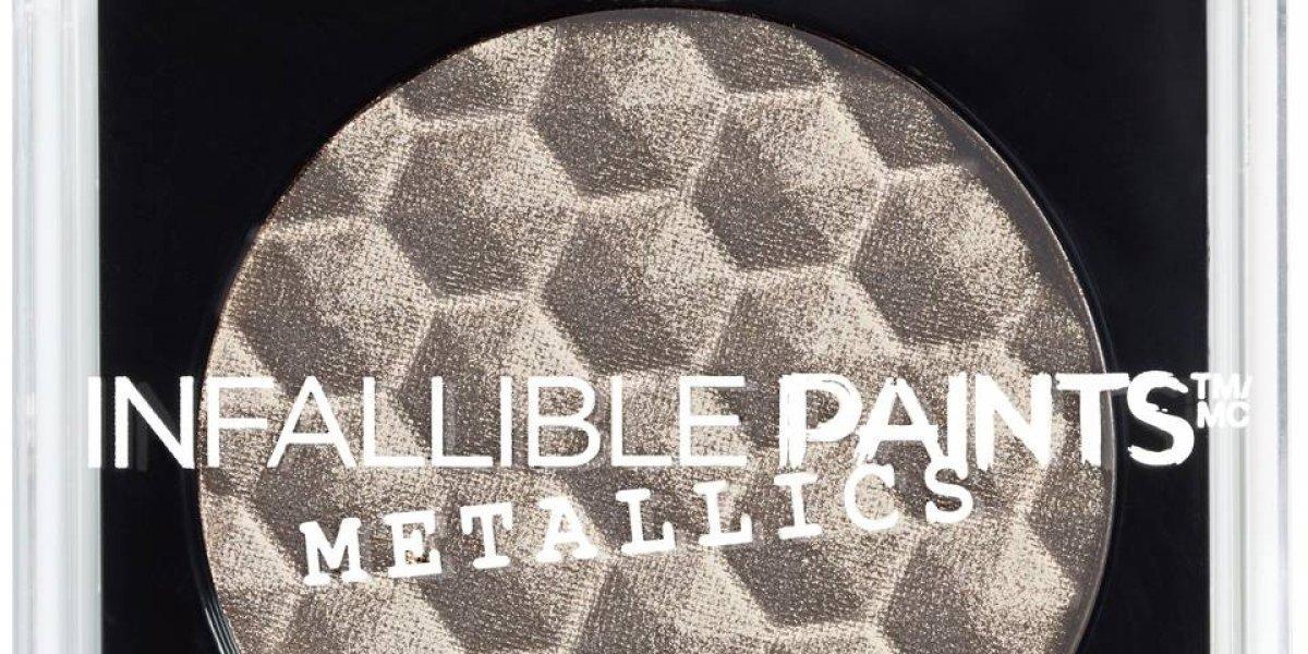 Metallics, la propuesta de L'Oréal Paris para Navidad 2017