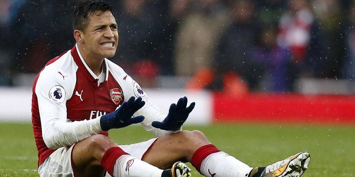 """Ídolo máximo de Arsenal destrozó a Alexis Sánchez: """"Ya canceló su contrato, si se va, no importa"""""""