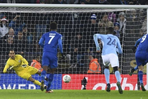 El City arrolló al Bournemouth
